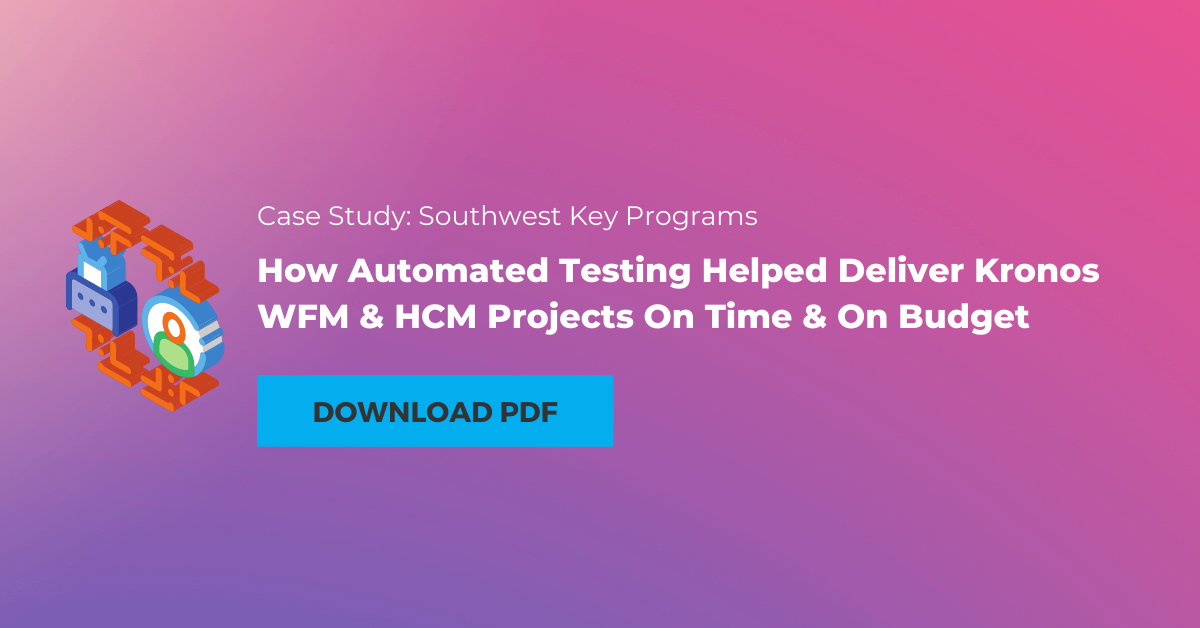 Southwest Key Programs - Case Study