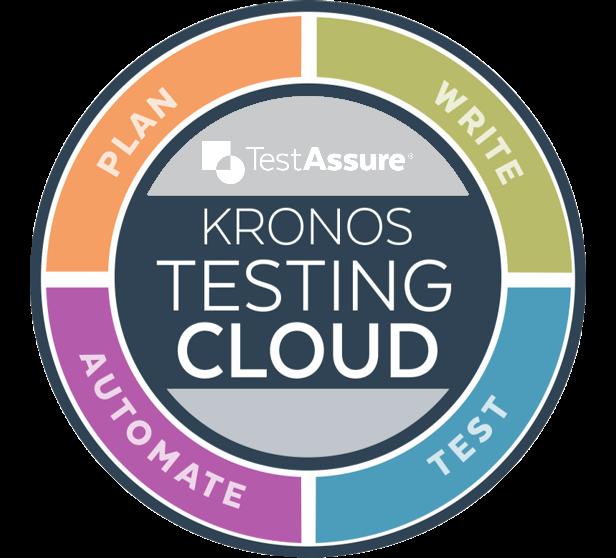 TA Kronos Testing Cloud