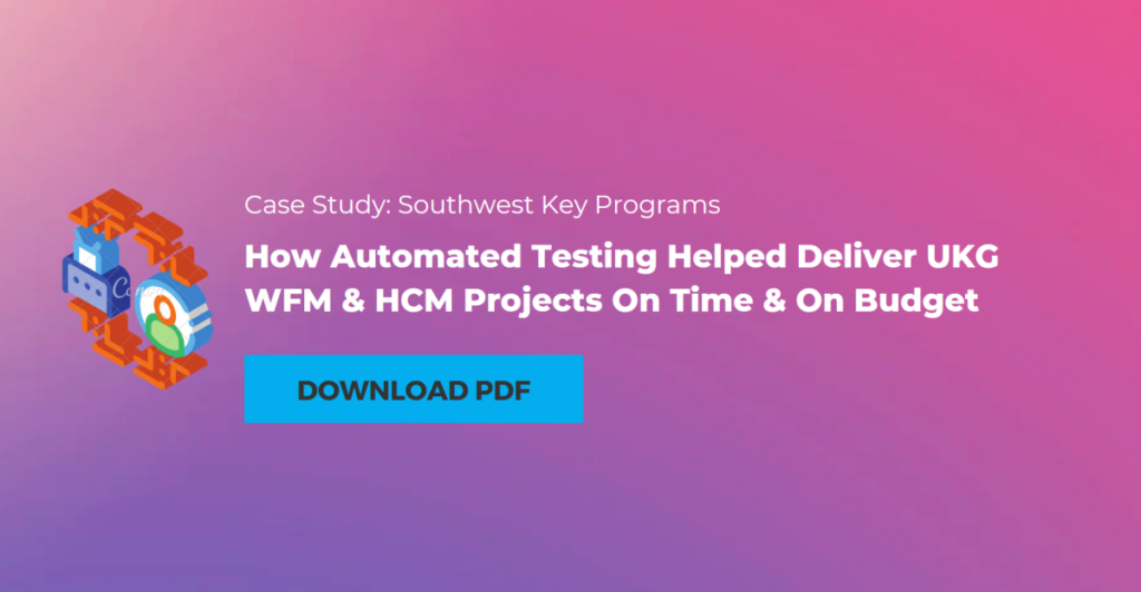 Case Study: Southwest Key Programs